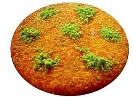 Özel Peynirli Künefe